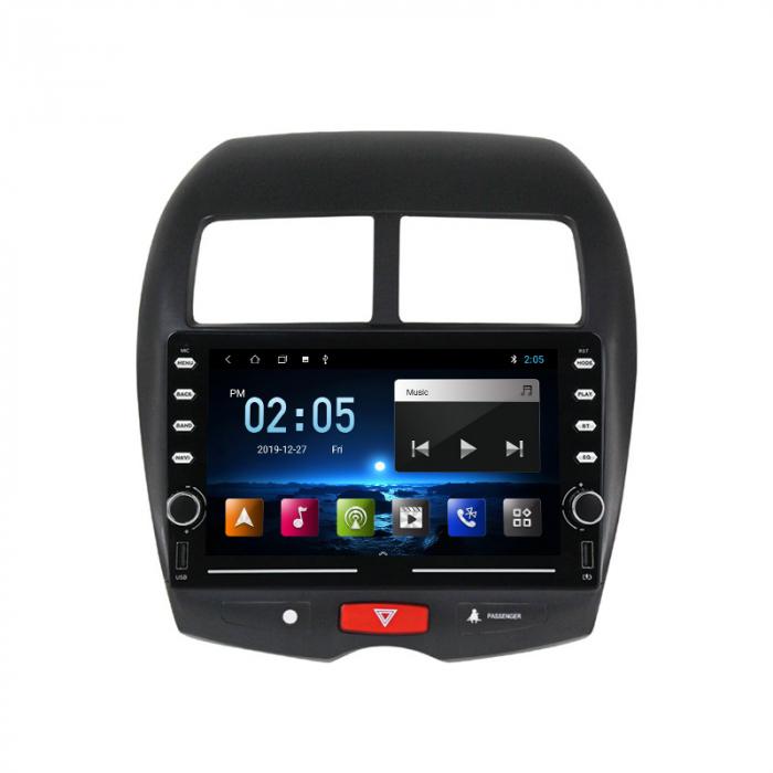 Navigatie Peugeot 4008, NAVI-IT, 9 Inch, 1GB RAM 16GB ROM, Android 9.1, WiFi, Bluetooth, Magazin Play, Camera Marsarier [1]