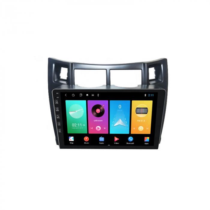 Navigatie Toyota Yaris (2008-2011), NAVI-IT, 9 Inch, 1GB RAM 16 GB ROM, Android 9,1, WiFi, Bluetooth, Magazin Play, Camera Marsarier [0]