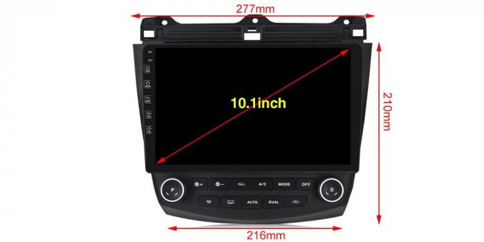 Navigatie NAVI-IT, 2GB RAM 32GB ROM, Android 9.1,HONDA ACCORD VII 2003 - 2008 GPS WAZE 9 inch - Copie [1]
