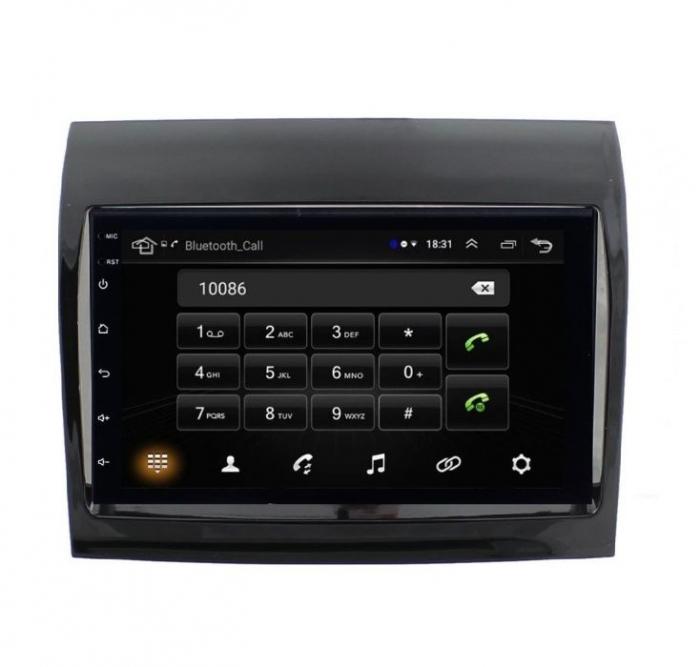 Navigatie NAVI-IT, 4GB RAM 64GB ROM, 4G, IPS, DSP, Peugeot Boxer, Android 9.1, WiFi, Bluetooth, Waze - Copie - Copie 2