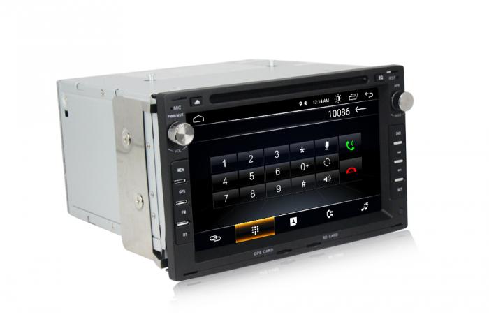 Navigatie NAVI-IT 7 Inch, Android 10, 2GB RAM 16GB ROM, Passat B5, B5.5, Golf4, Octavia 1, Fabia 1, Superb 1, T5, Polo 9N, DVD, DSP, IPS, Canbus extern 4
