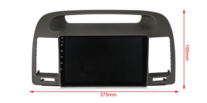 Navigatie Toyota Camry 5 (2001-2006), NAVI-IT, 9 Inch, 2GB RAM 32GB ROM, Android 9,1, WiFi, Bluetooth, Magazin Play, Camera Marsarier [1]