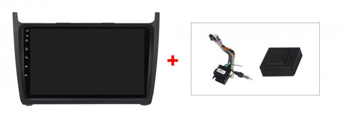 Navigatie Volkswagen Polo 2012-2015, NAVI-IT, 9 Inch, 2GB RAM 32GB ROM, Android 9,1, WiFi, Bluetooth, Magazin Play, Camera Marsarier [3]