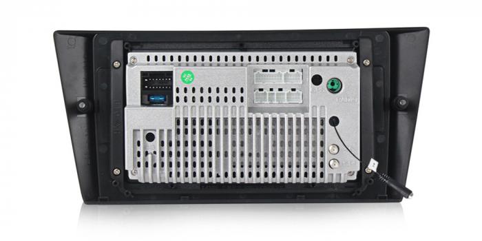 Navigatie NAVI-IT 2GB RAM + 32GB ROM Gps Android BMW Seria 3 E90 E91 (2005 - 2012), Internet , Aplicatii, Waze , Wi Fi , Usb , Bluetooth , Mirrorlink - Copie 3