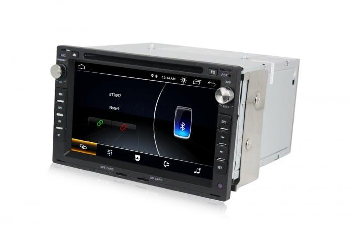 Navigatie NAVI-IT 7 Inch, Android 10, 2GB RAM 16GB ROM, Passat B5, B5.5, Golf4, Octavia 1, Fabia 1, Superb 1, T5, Polo 9N, DVD, DSP, IPS, Canbus extern 3