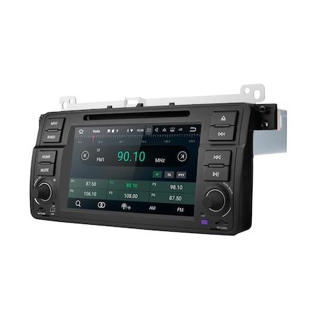 Navigatie BMW Seria 3 E46 ( 1999 - 2006 ) , Android 10 , DSP ,2GB RAM +16GB ROM , Internet , Aplicatii , Waze , Wi Fi , Usb , Bluetooth , Mirrorlink 1