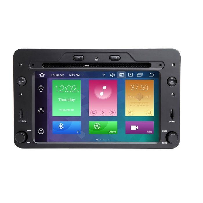 Navigatie NAVI-IT 4GB RAM 64GB ROM dedicata cu Android 9.1, Alfa Romeo 159, Brera, Spider 0