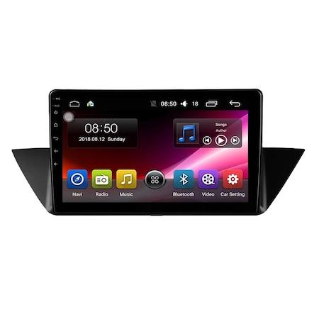 Navigatie NAVI-IT 1GB RAM + 16GB ROM Android BMW X1 E84 (2009 - 2015 ) , Display 10 inch , Internet , Aplicatii , Waze , Wi Fi , Usb , Bluetooth , Mirrorlink [0]