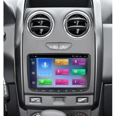 Navigatie NAVI-IT, 4GB RAM 64GB ROM, 4G, IPS, DSP, Android 10, Sistem navigatie pentru Dacia Logan 2, Sandero, Duster, Renault Captur, Touch Screen Bluetooth RDS - Copie - Copie [1]