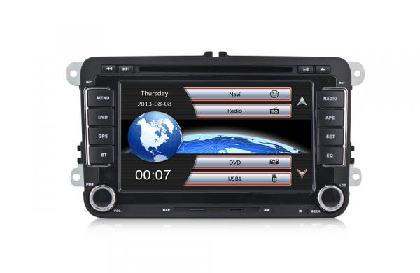 Navigatie Navi-It dedicata Volkswagen 7 Inch, Sistem de operare prin Windows, GPS, WIFI, Bluetooth 2