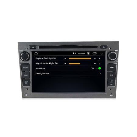 Navigatie Gps Android Opel Astra H Vectra Corsa Antara Zafira Meriva Vivara , Internet , Aplicatii , Waze , Wi Fi , Usb , Bluetooth , Mirrorlink 0