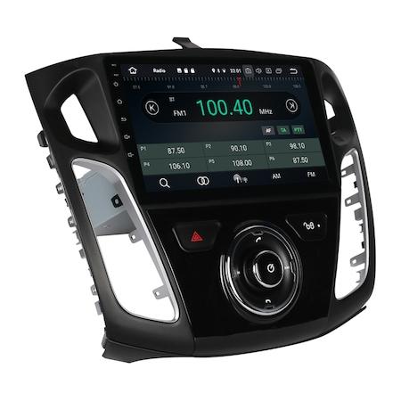 Navigatie NAVI-IT, 1GB RAM 16GB ROM, Gps Ford Focus 2012 - 2018, Android, Internet, Aplicatii, Waze , Wi Fi , Usb , Bluetooth , Mirrorlink - Copie 1