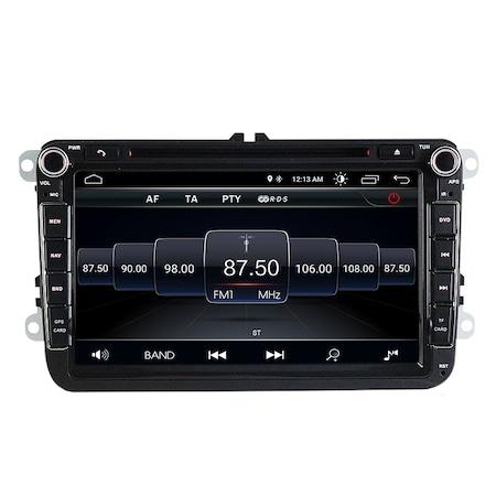 Navigatie NAVI-IT, 1GB RAM 16GB ROM, Volkswagen Android 10, Display 8 inch, WiFi, Bluetooth, GPS,DSP,RDS 0