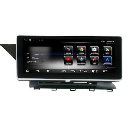 Navigatie NAVI-IT 2GB RAM 32GB ROM, Display 10.25 Inch WIFI pentru Mercedes GLK X204 2008 - 2012 NTG4.0 - Copie 0