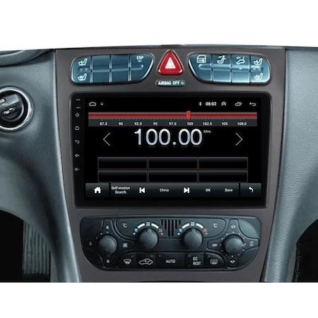 Navigatie NAVI-IT 6GB RAM + 128GB ROM, 4G, IPS, DSP, Mercedes C Class W203 CLK W209 ( 2000 - 2005 ) , Android 11 , Display 9 inch, Internet , Aplicatii , Waze , Wi Fi , Usb , Bluetooth , Mirrorlink [1]
