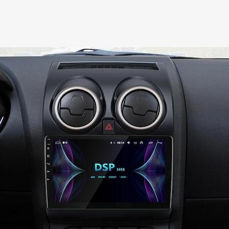 "Navigatie NAVI-IT, 4GB RAM 64GB ROM, 4G, IPS, DSP. Dedicata Android 10 GPS Pentru Nissan Qashqai 2006-2013 Procesor Quad-Core, Display 9"" Full-Touch, WiFi, Bluetooth 4.0, 2 x USB, Microfon, GPS - Cop 1"