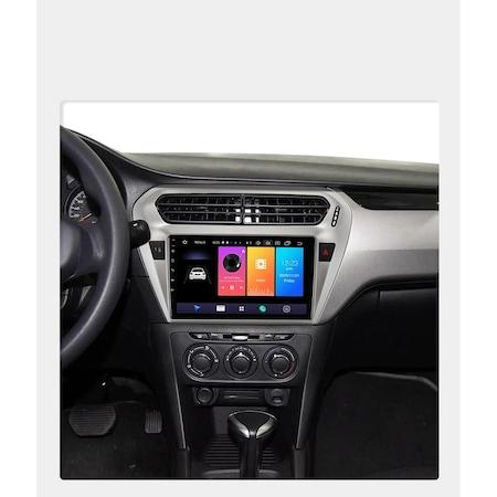 """Navigatie NAVI-IT, 4GB RAM 64GB ROM, 4G, IPS, DSP, Gps Peugeot 301 / Citroen C-Elysee ( 2012 + ) , Android, Display 10.1 """" , Internet , Aplicatii , Waze , Wi Fi , Usb , Bluetooth , Mirrorlink 1"""