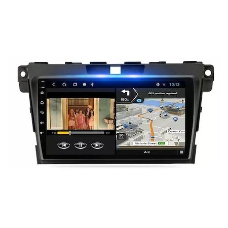Navigatie NAVI-IT, 1GB RAM 16GB ROM, Android Mazda CX 7 ( 2008-2015 ) , Display 9 inch, Internet ,Aplicatii , Waze , Wi Fi , Usb , Bluetooth , Mirrorlink 0