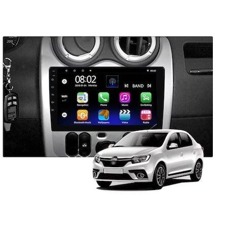 Navigatie NAVI-IT 1 GB RAM + 16 GB ROM Dacia Logan ( 2009 - 2016 ) , Android , Display 9 inch , Internet , Aplicatii , Waze , Wi Fi , Usb , Bluetooth , Mirrorlink [3]