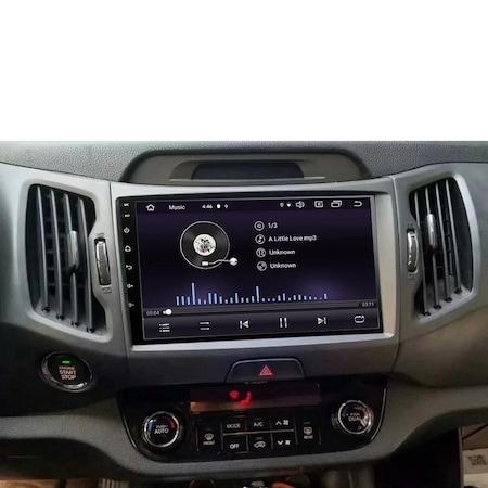 Navigatie NAVI-IT, 4GB RAM 64GB ROM, 4G, IPS, DSP, Kia Sportage ,Wi-Fi, Android 10,Bluetooth, Magazin Play 2