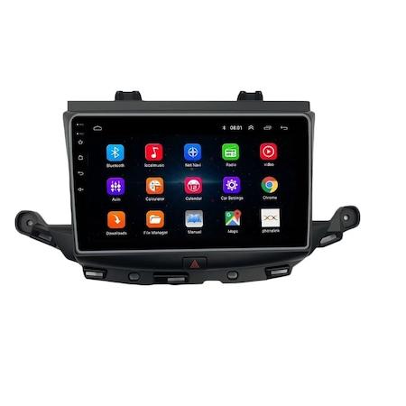 Navigatie NAVI-IT 1GB RAM + 16GB ROM,  Opel Astra K ( 2015 + ) , Android 9.1 , Display 9 inch, Internet ,Aplicatii , Waze , Wi Fi , Usb , Bluetooth , Mirrorlink [0]