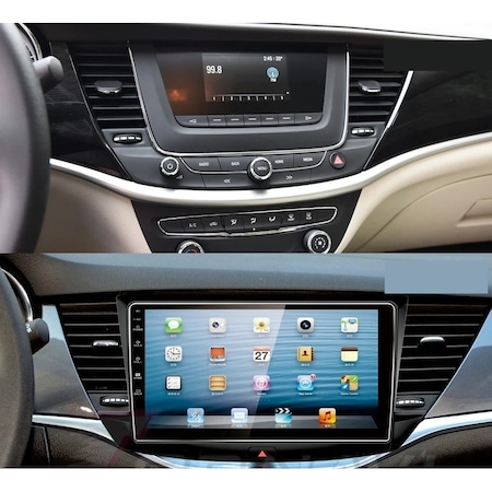 Navigatie NAVI-IT 2GB RAM + 32GB ROM,  Opel Astra K ( 2015 + ) , Android 9.1 , Display 9 inch, Internet ,Aplicatii , Waze , Wi Fi , Usb , Bluetooth , Mirrorlink - Copie 1