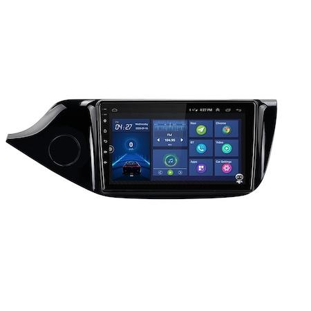 Navigatie NAVI-IT, 4GB RAM 64GB ROM, 4G, IPS, DSP, Kia Ceed ( 2012 - 2020 ) , Android , Display 9 inch, Internet, Aplicatii , Waze , Wi Fi , Usb , Bluetooth , Mirrorlink 0
