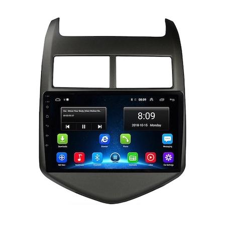 Navigatie NAVI-IT, 2GB RAM 32GB ROM, Android Chevrolet Cruze Aveo ( 2008 - 2015 ) , Display 9 inch ,Internet , Aplicatii , Waze , Wi Fi , Usb , Bluetooth , Mirrorlink 0