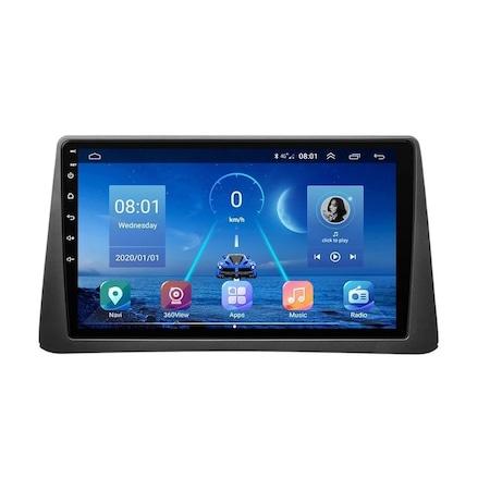 Navigatie NAVI-IT, 1GB RAM + 16GB ROM ,  Opel Mokka ( 2012 - 2016 ) , Android , Display 9 inch ,Internet , Aplicatii , Waze , Wi Fi , Usb , Bluetooth , Mirrorlink [2]