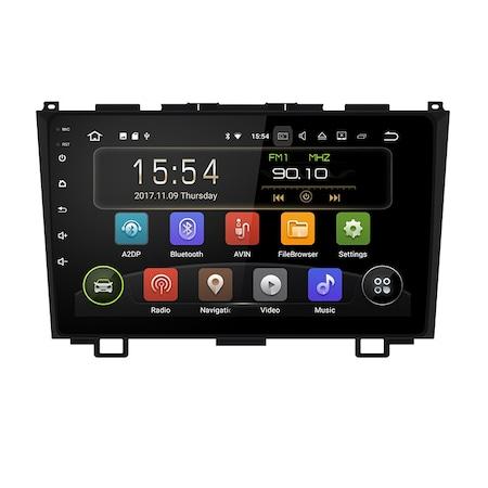 Navigatie NAVI-IT, 1GB RAM 16GB ROM Honda CRV ( 2006 - 2011 ) ,Carplay , Android , Aplicatii , Usb , Wi Fi , Bluetooth 0