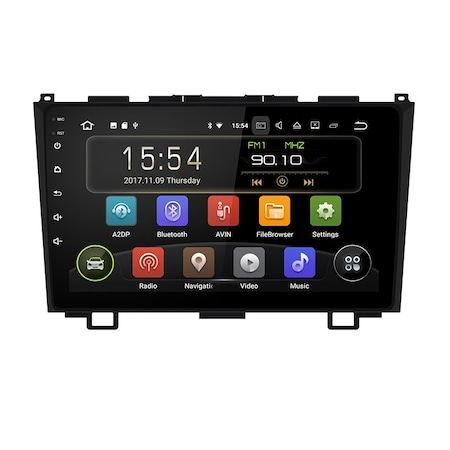Navigatie NAVI-IT, 4GB RAM 64GB ROM, 4G, IPS, DSP, Honda CRV ( 2006 - 2011 ) ,Carplay , Android , Aplicatii , Usb , Wi Fi , Bluetooth - Copie - Copie 0
