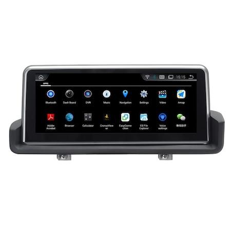 Navigatie NAVI-IT, 4 GB RAM 64 GB ROM, 4G, IPS, DSP, Bmw E90 E91 E92 E93 Android 9.1, Bluetooth, Internet, WiFi 0