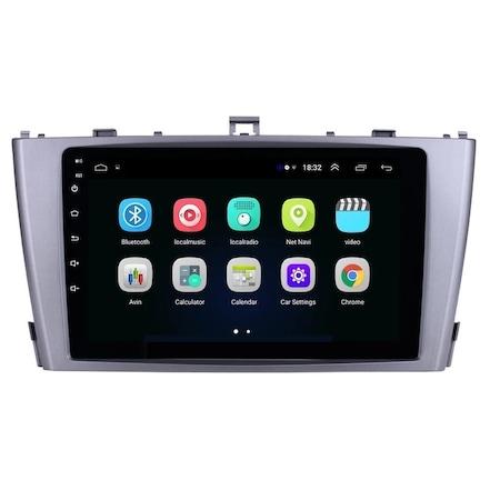 Navigatie NAVI-IT, 2GB RAM 32GB ROM, Android Toyota Avensis ( 2008 - 2015 ) , Display 9 inch ,Internet ,Aplicatii , Waze , Wi Fi , Usb , Bluetooth , Mirrorlink - Copie 0