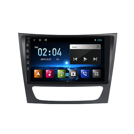 Navigatie NAVI-IT, 1GB RAM 16GB ROM, Mercedes W211, Android 9, Ecran 9inch Touch Screen, WiFi, Waze, Bluetooth 1