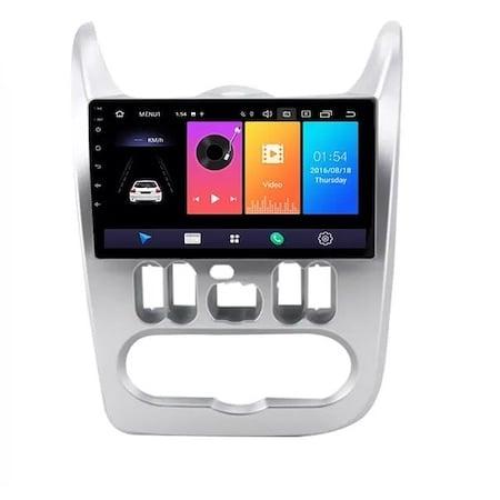 Navigatie NAVI-IT 1 GB RAM + 16 GB ROM Dacia Logan ( 2009 - 2016 ) , Android , Display 9 inch , Internet , Aplicatii , Waze , Wi Fi , Usb , Bluetooth , Mirrorlink [0]