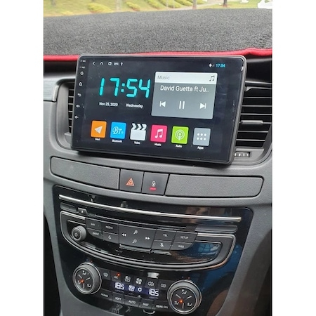 Navigatie NAVI-IT, 2GB RAM 32GB ROM, Peugeot 508 ( 2010 - 2018 ) , Android , Display 9 inch ,Internet , Aplicatii , Waze , Wi Fi , Usb , Bluetooth , Mirrorlink - Copie 2