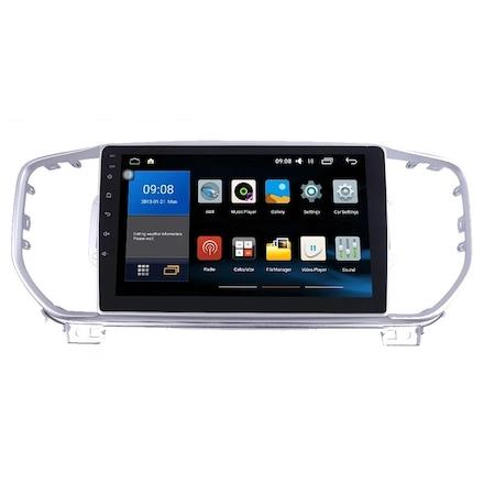 Navigatie NAVI-IT, 1GB RAM 16GB ROM, KIA Sportage ( 2016 + ) , Carplay , Android , Aplicatii , Usb , Wi Fi , Bluetooth 0