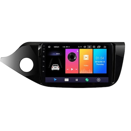 Navigatie NAVI-IT, 4GB RAM 64GB ROM, 4G, IPS, DSP, Kia Ceed ( 2012 - 2020 ) , Android , Display 9 inch, Internet, Aplicatii , Waze , Wi Fi , Usb , Bluetooth , Mirrorlink 1