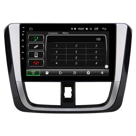 Navigatie NAVI-IT, 4GB RAM 64GB ROM, 4G, IPS, DSP,  Android Toyota Yaris ( 2014 + ) , Display 10 inch , Internet ,Aplicatii , Waze , Wi Fi , Usb , Bluetooth , Mirrorlink - Copie - Copie 0