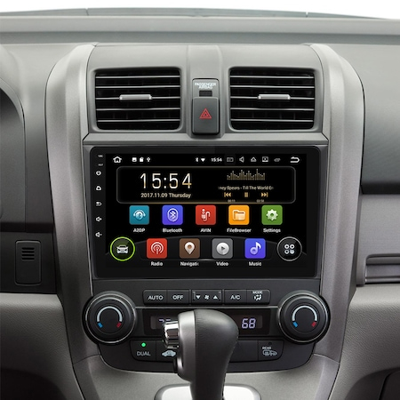 Navigatie NAVI-IT, 1GB RAM 16GB ROM Honda CRV ( 2006 - 2011 ) ,Carplay , Android , Aplicatii , Usb , Wi Fi , Bluetooth 1
