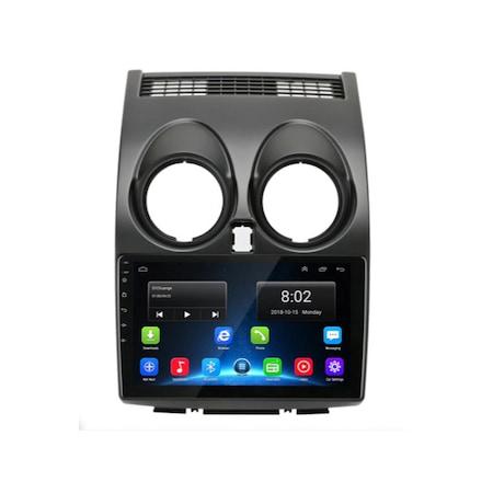 "Navigatie NAVI-IT, 1GB RAM 16GB ROM, Dedicata Android 9.1 GPS Pentru Nissan Qashqai 2006-2013 Procesor Quad-Core, Display 9"" Full-Touch, WiFi, Bluetooth 4.0, 2 x USB, Microfon, GPS 3"