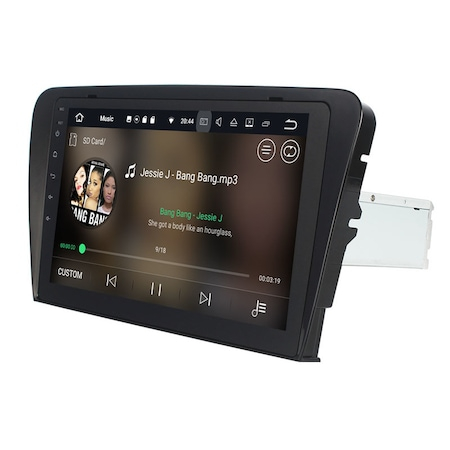 "Navigatie NAVI-IT 1GB RAM +16GB ROM  Gps Android Skoda Octavia 3 ( 2013-2018 ) ,Touchscreen 10.1 "" , Android 9.1 , Internet , Youtube , Waze , Wi Fi , Usb , Bluetooth , Mirrorlink 1"