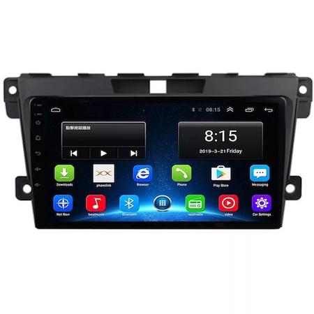 Navigatie NAVI-IT, 2GB RAM 32GB ROM, Android Mazda CX 7 ( 2008-2015 ) , Display 9 inch, Internet ,Aplicatii , Waze , Wi Fi , Usb , Bluetooth , Mirrorlink [3]