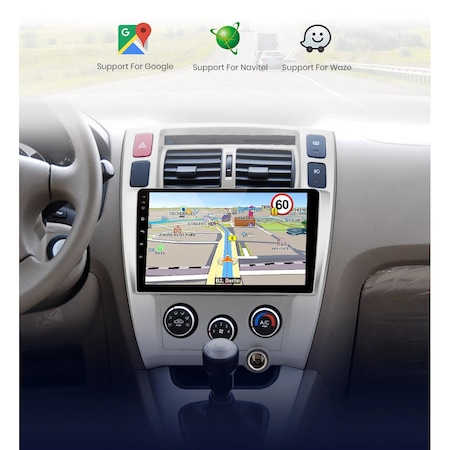 Navigatie NAVI-IT, 1GB RAM 16GB ROM, Hyundai Tucson , Android , Wi-Fi, Bluetooth, Magazin Play 1