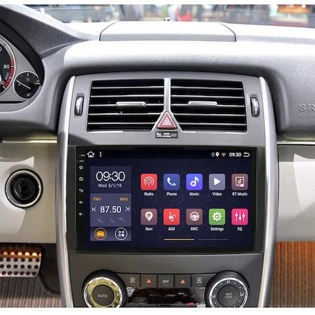 Navigatie NAVI-IT 1 GB RAM 16 GB ROM Android Mercedes Vito Sprinter Viano B200 A B Class VW Crafter , Display 9 inch , Internet ,Aplicatii , Waze , Wi Fi , Usb , Bluetooth , Mirrorlink 1