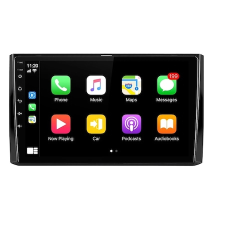 Navigatie NAVI-IT 1GB RAM 16GB ROM, Skoda Kodiaq ( 2016 - 2018 ), Carplay , Android , Aplicatii , Usb , Wi Fi , Bluetooth 2