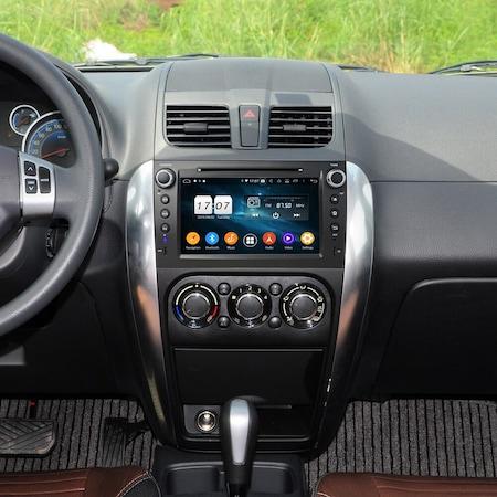Navigatie NAVI-IT, 2GB RAM 16GB ROM, dedicata Android 10, Suzuki SX4 2006-2013 2