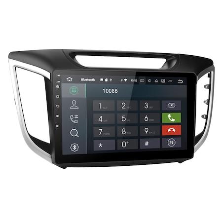 "Navigatie NAVI-IT, 1GB RAM 16GB ROM, Gps Android 9.1 Hyundai ix 25 / Creta , Display 9"", Internet , Aplicatii , Waze , Wi Fi ,Bluetooth , Usb [2]"