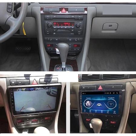 Navigatie NAVI-IT 1GB RAM + 16GB ROM Audi A6 C5 ( 1997 - 2004 ) , Android , Display 9 inch, Internet ,Aplicatii , Waze , Wi Fi , Usb , Bluetooth , Mirrorlink [4]