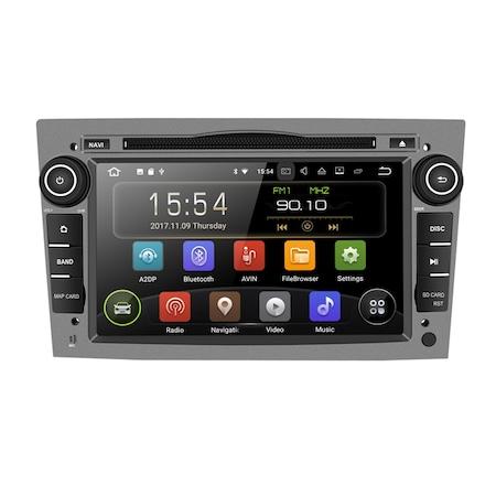 Navigatie NAVI-IT, Gps, Opel Astra H, Vectra, Corsa, Zafira, Antara, Meriva, Vivara , Android 9.0 , 1GB RAM + 16GB ROM , Internet , 4G , Aplicatii , Waze , Wi Fi , Usb , Bluetooth , Mirrorlink 0